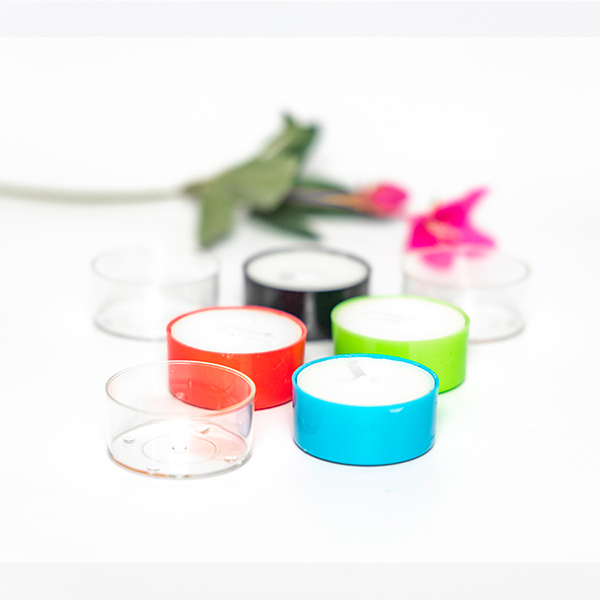 PC3 round candle holders